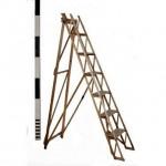 Wooden Step Ladder 2000