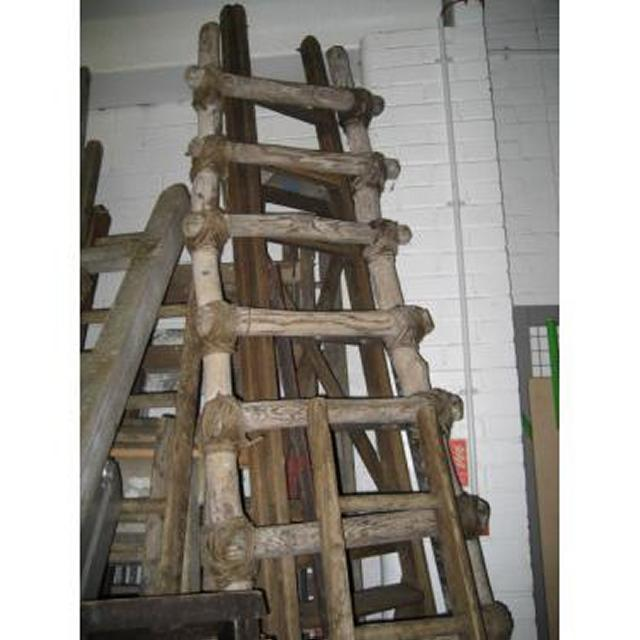 Medieval Style Ladder