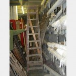 16Ft Wooden Ladders X3
