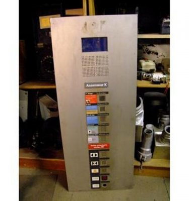Ali Lift Panel  900 High Approx