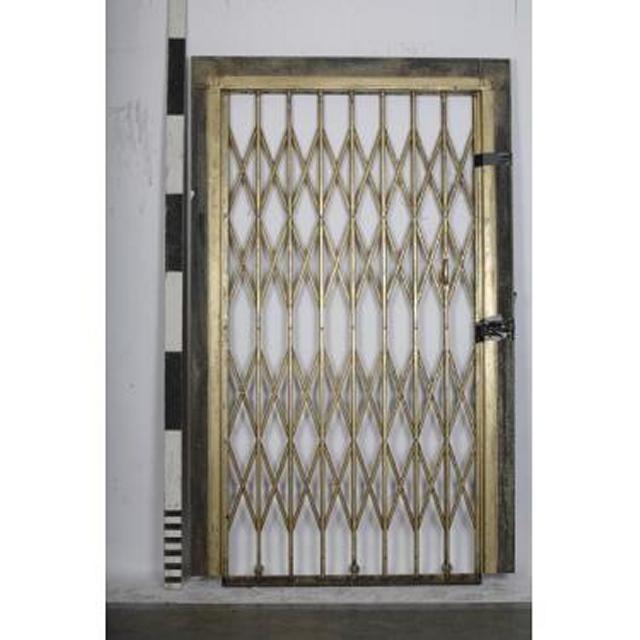 Lift Shutter Door In Frame 2055X1245