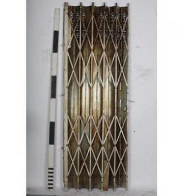 Lift Shutter Door X2 2500X950