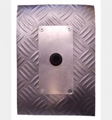 Mock Plastic Lift Button   250X180Mm