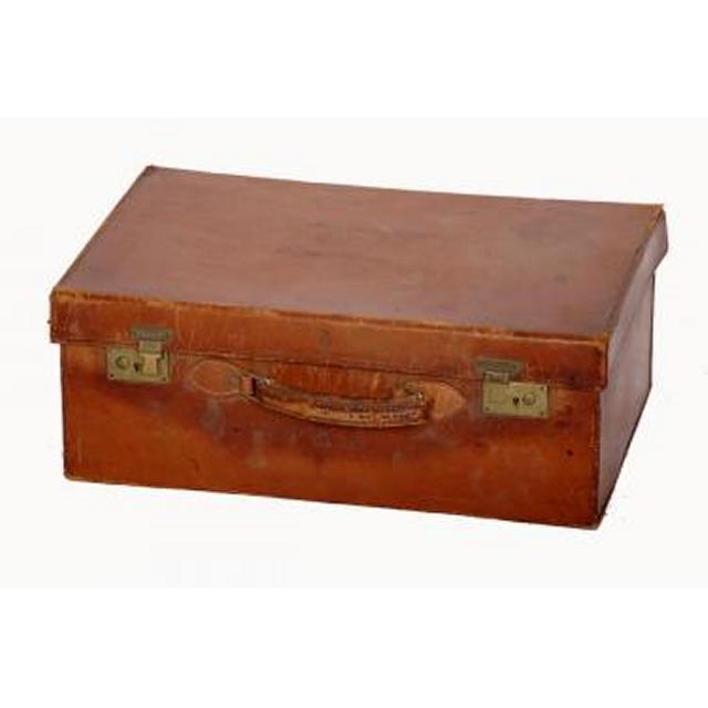 Suitcase Leather 190X500X335