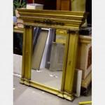 Gilt Frame Mirror X1