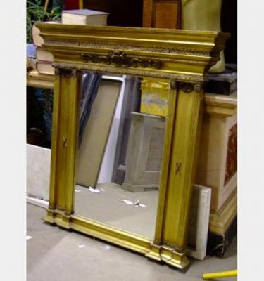 Gilt Frame Mirror X1