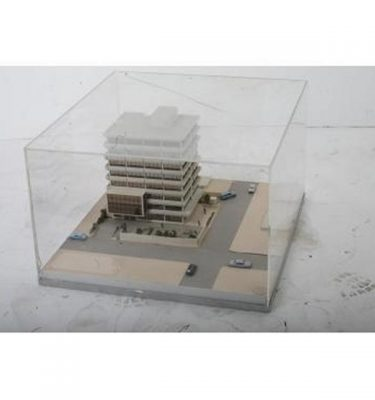 Highrise Blockarchitectural Model  310X680X940