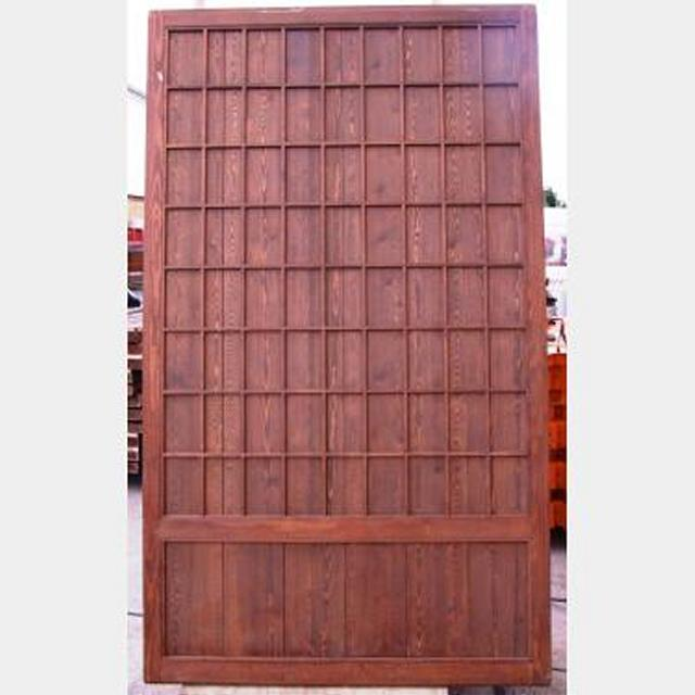 Plain Wood Panels X8 2340X1280Mm  Can Be Put On Tracks