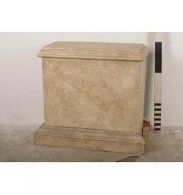 Mock Stone Plinth 930X1045X520