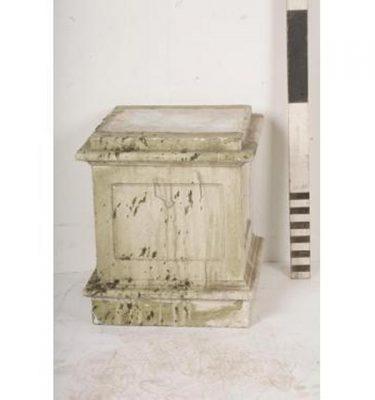 Mock Stone Plinth X2 600X540X540