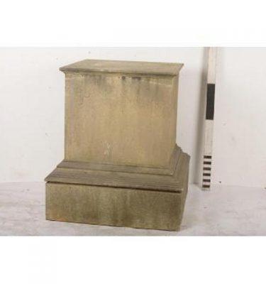 Mock Stone Plinth 1080X980X980