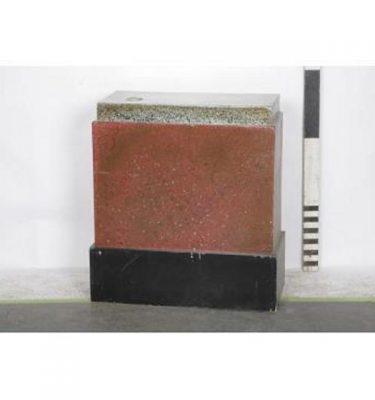 Mock Marble Plinth X4 1060X440X440