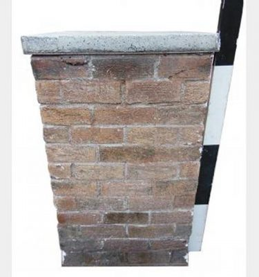 Polly Brick Plinth 1020X610X630Mm