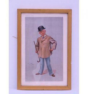 Spy Print Charleys Aunt 425X280