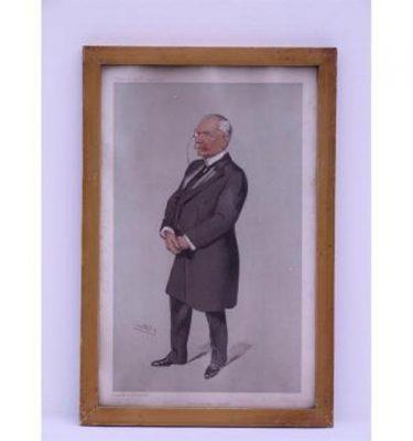 Spy Print Sir Anthony Mc Donald  425X280