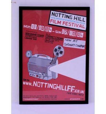 Poster Notting Hill Film Festival  440X320