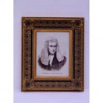 Lord Justice Melish Gilt Frame 660X580