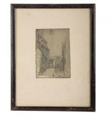 Framed Picture 185X235