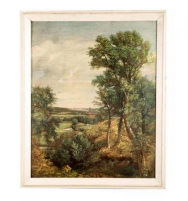 Framed Picture Landscape 545X450