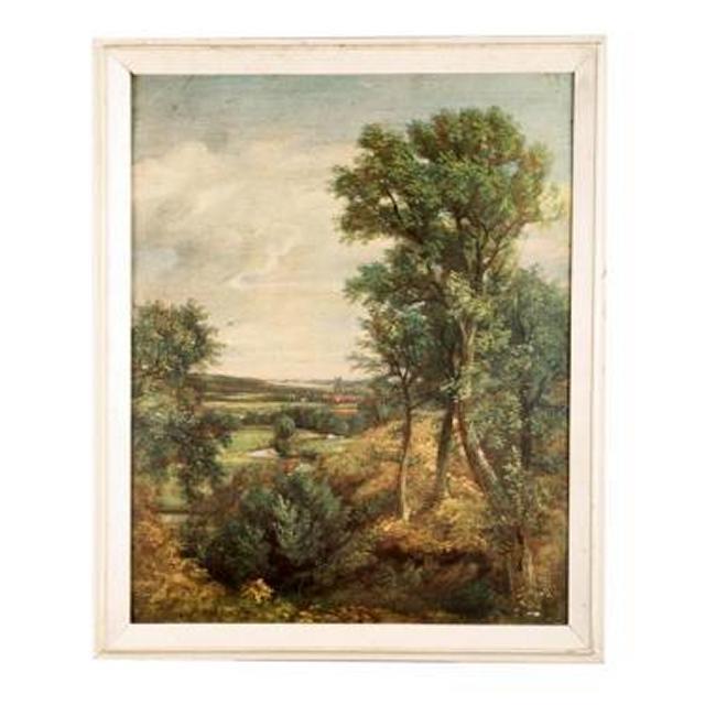 Framed Picture Landscape 545X450