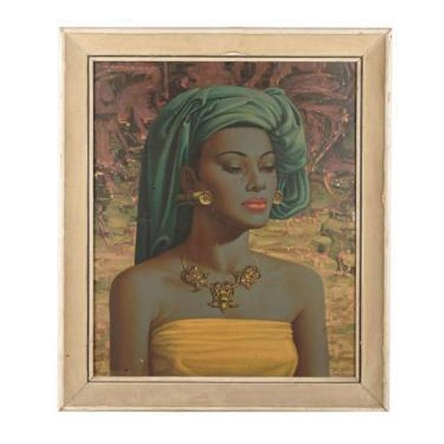 Framed Picture Portrait 730X620