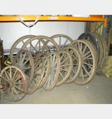Wheels For Carts