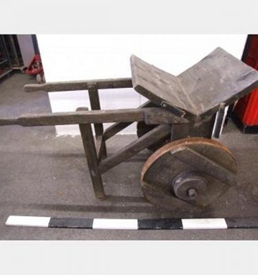 Wooden Period Market Cart 1250X900X1000