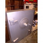 Large Dummy Safe Door
