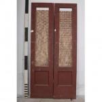 Wooden Shutter Set 2700X980