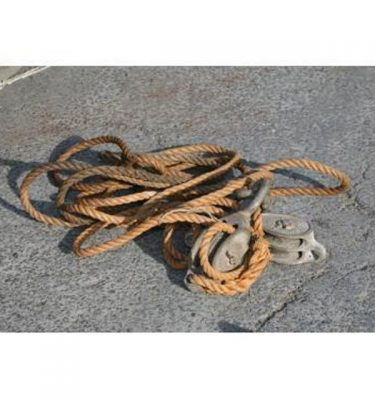 Pulley And Rope