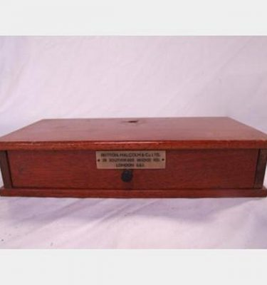 Period Box With Drawer 300X150X60