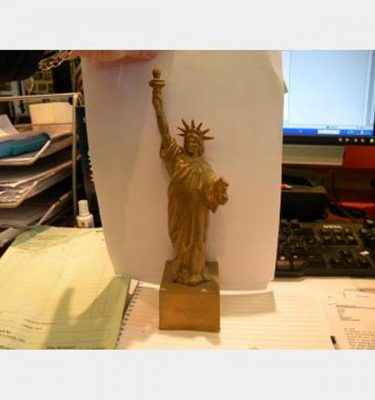 Small Statue Of Liberty