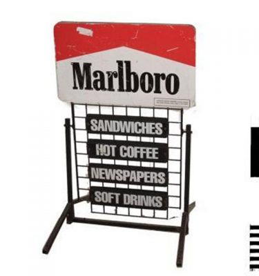 American Cafe Signage 1200X760X540Mm