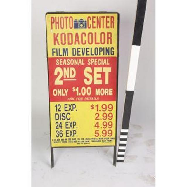 Kodacolour A-Frame