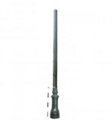 American 1930S Streetlamp X4 6080X600Mm