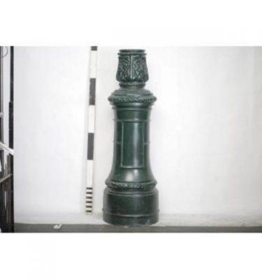 American Street Lamp Base Detail X6   1830X600Dia