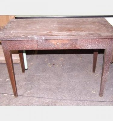 Brown Table 740X1080X560Mm