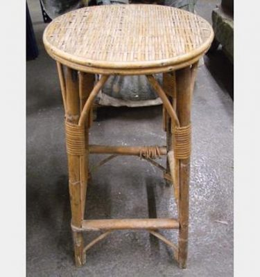 Cane Stool 780X390X390Mm