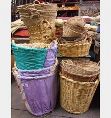 Wicker Baskets Assorted Sizes