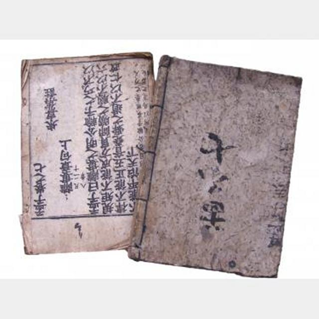 Assorted Japanese Note Books
