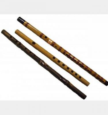 Bamboo Flutes X3