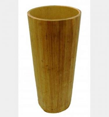 Cane Container 230H X 90Mm Dia