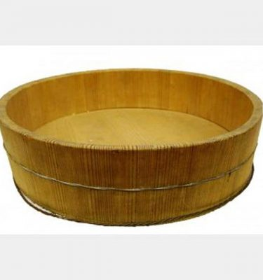 Low Cane Bowl 370Mm Dia