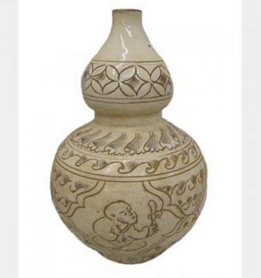 Ceramic Vase 270Mm