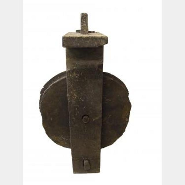 Wooden Well Pulley 850Hx450 Dia