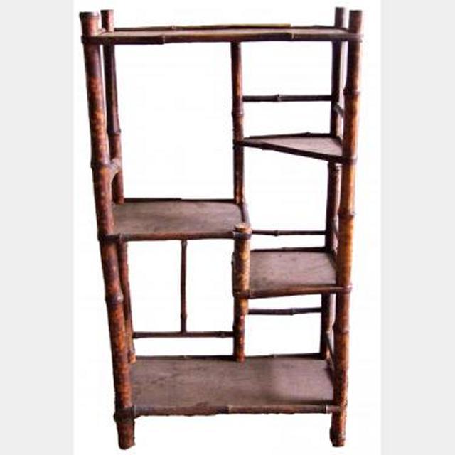 Bamboo Shelf Unit    940X530X235Mm