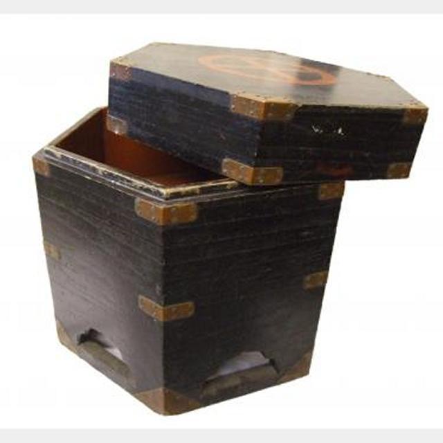 Stool With Storage  370X330X320