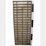 Wooden Sliding Door With Paper Back 1960X710