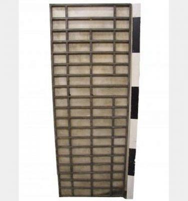 Wooden Sliding Door With Paper Back 1960X710