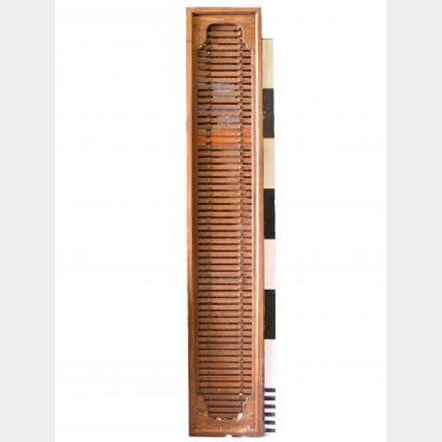 Wooden Window Shutters X4   2580X450Mm